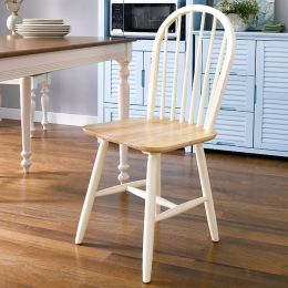 August  Wooden Chair