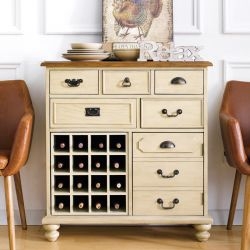 Countryside-Wine  Chest