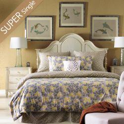 Y3604-65H-HB  Super Single Panel Bed