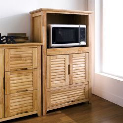 MiMi-Natural-Microwave  Cabinet