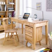 NB-Natural-LD  Large Desk