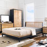 NB-Blue-QB  Queen Bed