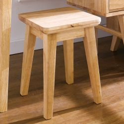 NB-Natural-St  Wood Stool