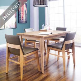 Zodax-4-Natural-D  Dining Table  (Table Only)