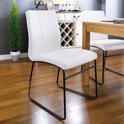 Justin-2-White Chair