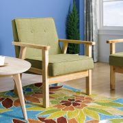 GR-1901-Fabric Single Chair