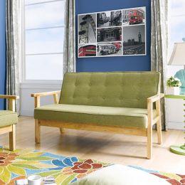 GR-1902-Fabric  2-Seater Sofa