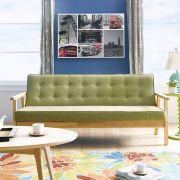 GR-1905-Fabric  3-Seater Sofa