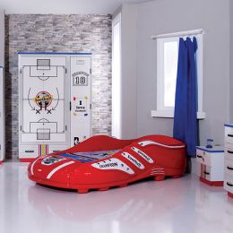 Fanatic-Red  Shoe Bed