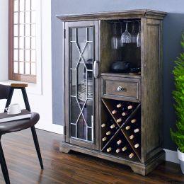 78601  Bar Cabinet