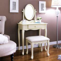 929-290  Vanity & Mirror