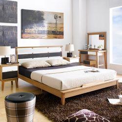 KW-Q Bed  Queen Panel Bed