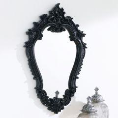 MI12348-BLK  Wall Mirror