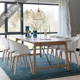 Eik-TB  Dining Table (Table Only)