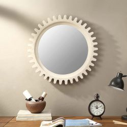Sun-White  Wall Mirror