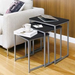 MF-7898-Black  Table (3 Pcs 포함)