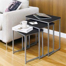 MF-7898-Black  Table (3 Pcs 포함)