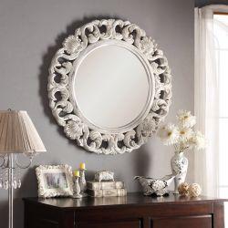 9034-Round  Wall Mirror
