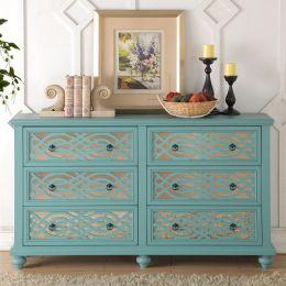 Dazzle-Blue-600  Dresser