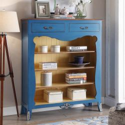 French-4000  Bookcase