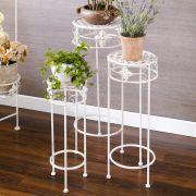 PL08-6938  3-Plant Stand   (3 Pcs)