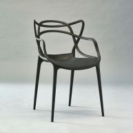 PP-601-BLACK  Chair