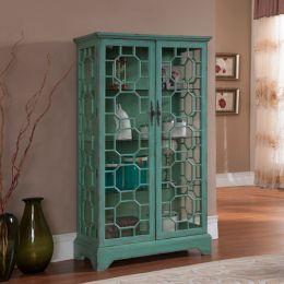 67503  Curio Cabinet