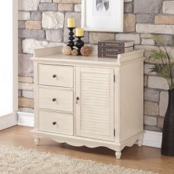 Baby Camy-Cream  3-Drawer Chest