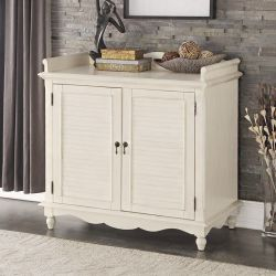 Door Camy-Cream  2-Door Chest