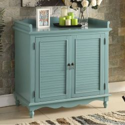 Door Camy-Blue  2-Door Chest