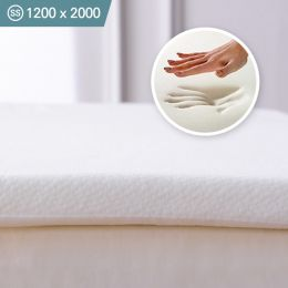 Memory Foam-1200 Super Single  Mattress Topper 1200