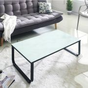 8081  Glass Coffee Table