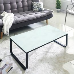 8081  Glass Coffee Table