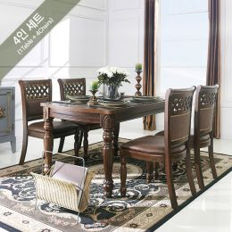 Columbia-4C   Dining Set