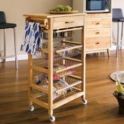 WK-3495  Kitchen Cart