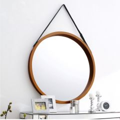 Retro  Round Wall Mirror