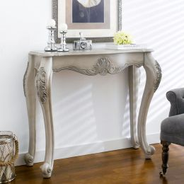 Traditional Foyer  Console
