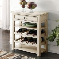 Antique White-Wine  Cabinet
