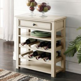 Antique White-Wine  Cabinet
