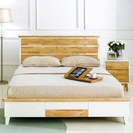 IRS-QB  Queen Panel Bed