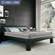 EL-FLEX-1650   King Pocket Spring Mattress (상단)