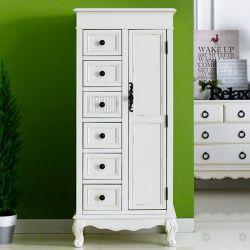 12488-White  Cabinet