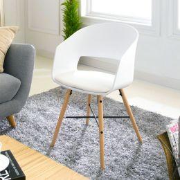 Cai-White  Chair