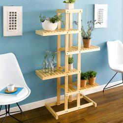 (0) WK-5551  Wood Rack