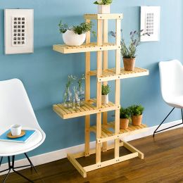 (0) WK-5551  Wood Rack & Cat Tower