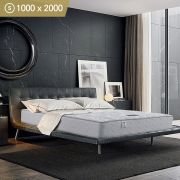 Austin-1000   Single Pocket Spring w/ Memory Foam Mattress  (상단)