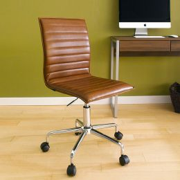 Karla-Brandy-PU  Desk Chair