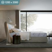 Carrera-1200  Super Single Memory Foam Mattress (상단)