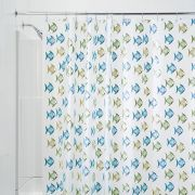 27797ES  Shower Curtain  (Size: 180cm x 200cm)