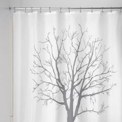 59920ES  Shower Curtain  (Size: 183cm x 183cm)